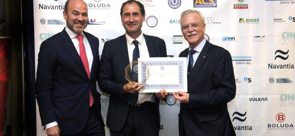 La organización del evento vigués estuvo presente en Expomar así como en el Congreso de Ingenieros Navales celebrado en Valencia