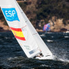Arturo Montes ha hecho un gran final de Juegos Paralímpicos en 2.4mR. Foto: Richard Lagdon/World Sailing