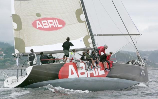 """El """"Aceites Abril"""" depende de si mismo en ORC1. Una victoria en la Combarro-Vigo le da el oro. En ORC2 el """"Bosch"""" de Ramón Ojea lo tiene mucho más fácil: simplemente acabar y el oro."""