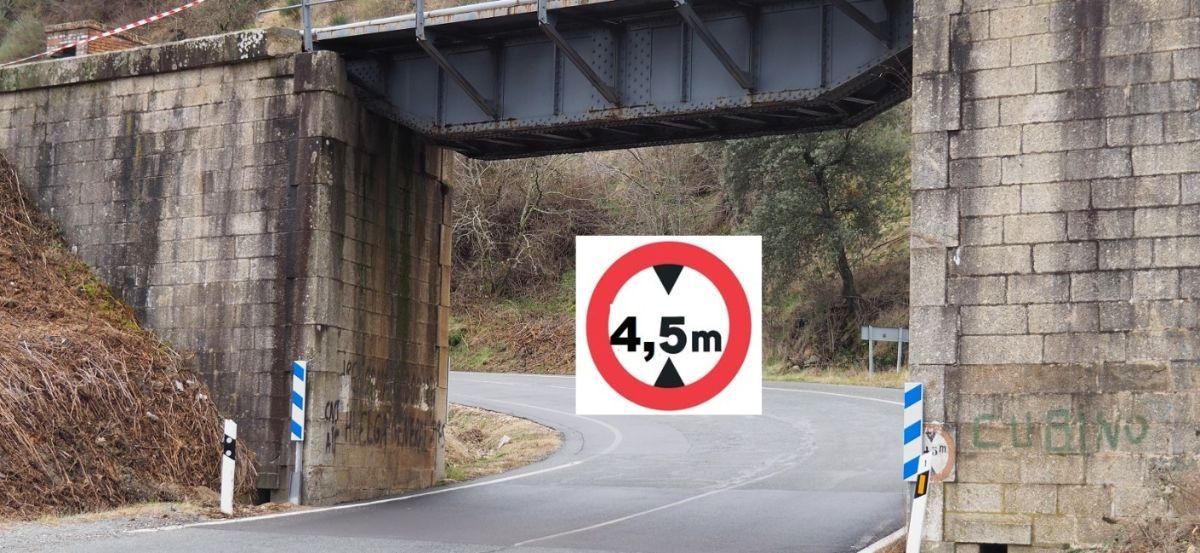 El puñetero puente de Béjar