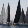 El viento, indiscutible protagonista, forzó la retirada de casi toda la flota