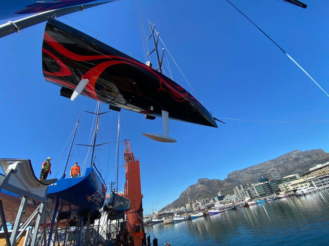 Los nueve barcos ya están camino de Valencia donde llegarán a mediados de mayo... la Rolex TP52 World Championship se ha aplazado para el mes de septiembre en Puerto Portals
