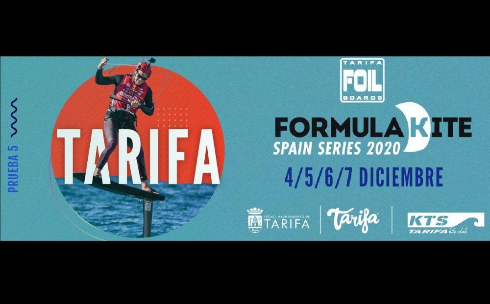El mejor regatistas del mundo en Kitefoil se suma al importante elenco internacional que participará en la última prueba de las Formula Kite Spain Series