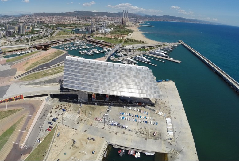 N utica digital noticias el barcelona international sailing center un centro para la vela - Centro deportivo siglo xxi zaragoza ...