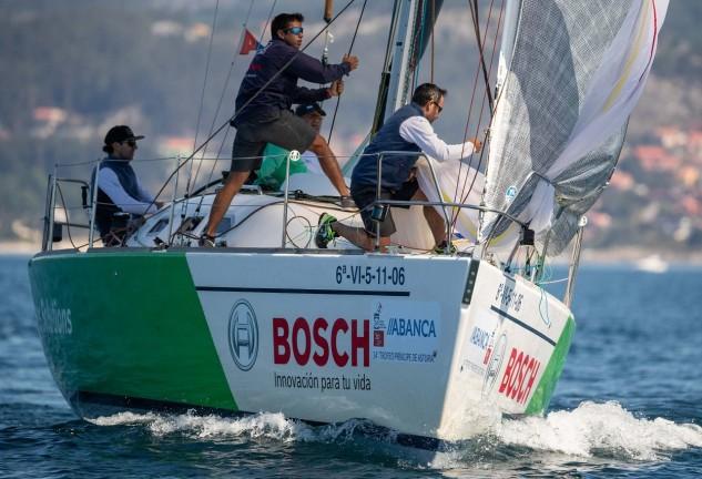 """El ganador de la ORC2 """"Bpsch Service Solutions"""" de Ramón Ojea del Marítimo de Canido (Foto Lalo R.Villar)"""