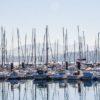 De los 45 puertos deportivos de la costa gallega con capacidad para recibir embarcaciones en tránsito, solo los 13 puertos distinguidos con la certificación Q de Calidad Turística forman parte de la propuesta, una selección que busca poder garantizar al peregrino por mar una atención y unos servicios de la máxima calidad (Foto Rosana Calvo)