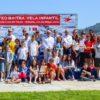 Foto de familia del Baitra de Vela Infantil (Foto Rosana Calvo)
