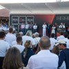El village del MRCYB acogió esta tarde, a las 20:00 horas, la entrega de los prestigiosos Premios Nacionales de Vela Terras Gauda, que este año ha celebrado su vigésimo séptima edición y ha galardonado a los mejores equipos y regatistas de la temporada 2018