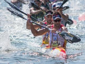 Además de las medallas, la selección ha recibido el premio a la mejor selección masculina de canoa del Mundial, que ha recogido el responsable de maratón, José Andrés Román Mangas