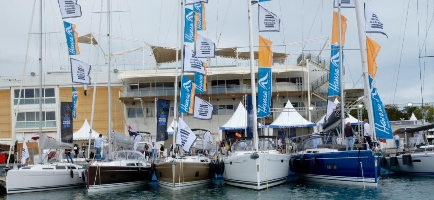Marina Estrella en Valencia con todo su arsenal