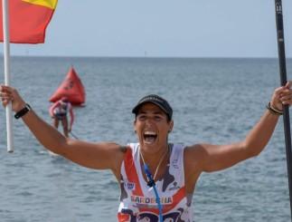 La mallorquina demuestra todo su potencial para imponerse en la carrera de larga distancia y proclamarse campeona de Europa