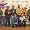 En el salón principal del Real Club Náutico de Vigo tuvo lugar la ya tradicional entrega de trofeos de los dos Open del año, el Repsol y el de Otoño, con asistencia de la responsable de Marina y Pesca de Repsol en Galicia, Inés González, y de la delegada de Asuntos Sociales del Náutico, Belén Estévez