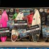 El joven surfista conquista la victoria en el Open de Surf de Yerbabuena y suma 1000 puntos como ganador en esta prueba del Circuito