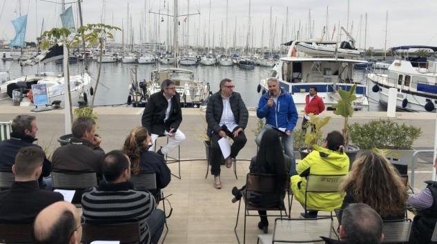 Marina Valencia Week está organizado por Viu La Marina de València, La Marina de València y Rent Yacht World