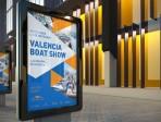 Frescura y modernidad en la nueva imagen de la cita valenciana